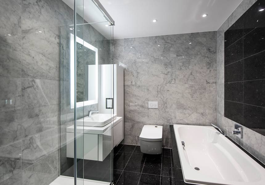 Mayfair Bathroom Lisa Melvin Design