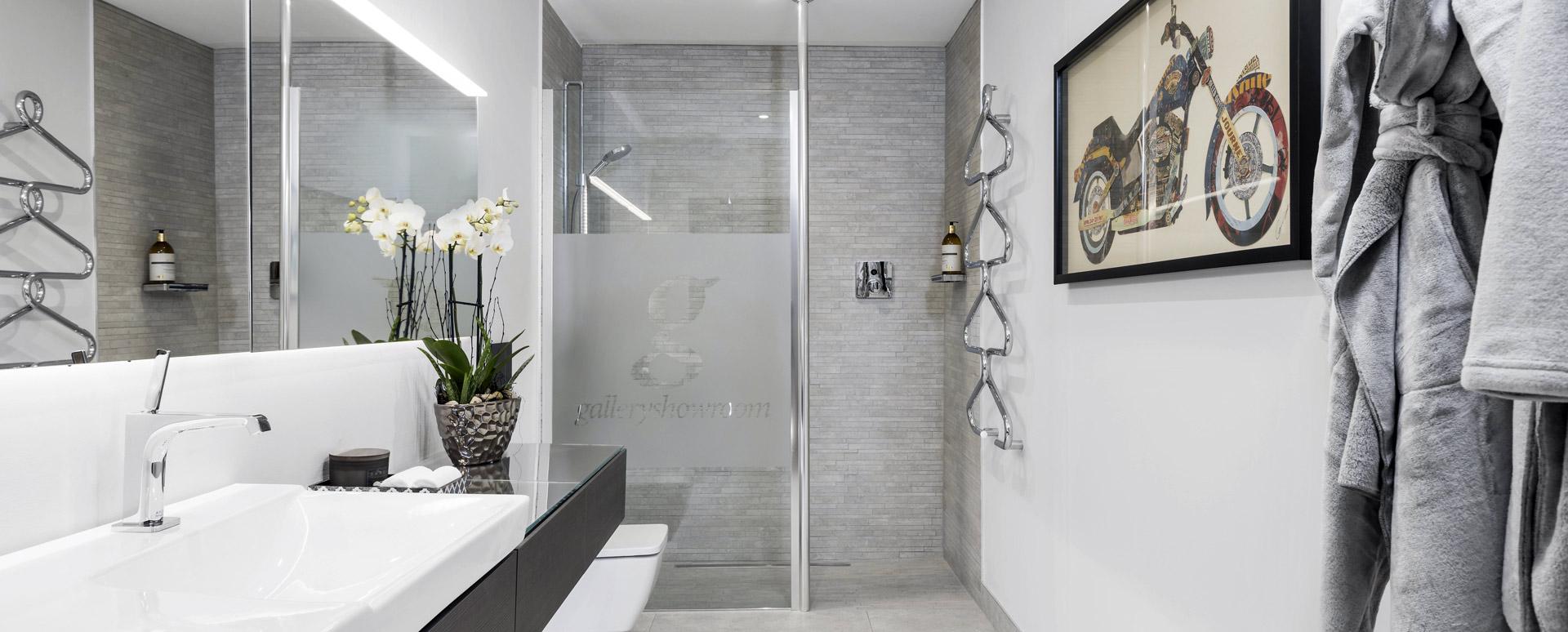 Gallery Showroom Bathroom Settings